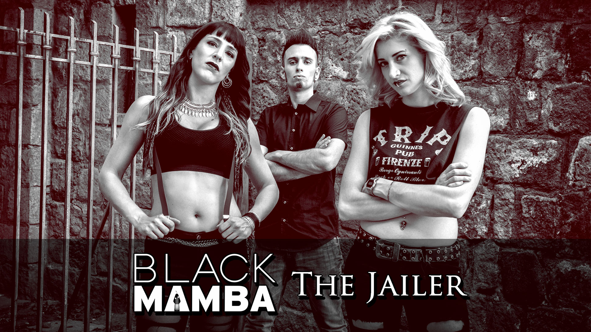 Black Mamba The Jailer