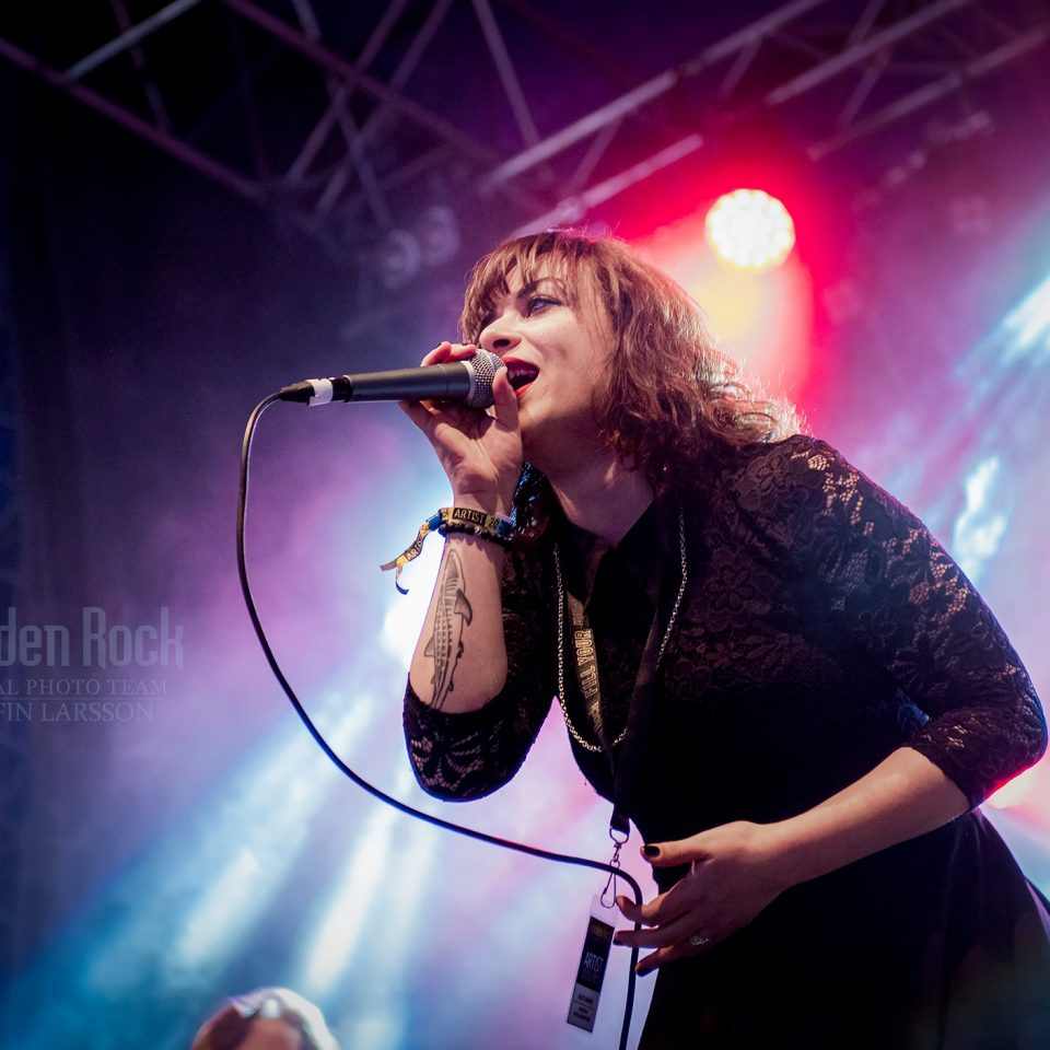 BLACK MAMBA SWEDEN ROCK FESTIVAL 2019-04